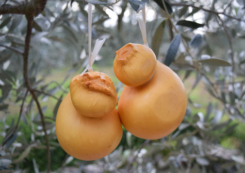 Vendita scamorza affumicata fattoria granolat