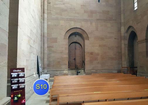 im nördlichen Kapellen