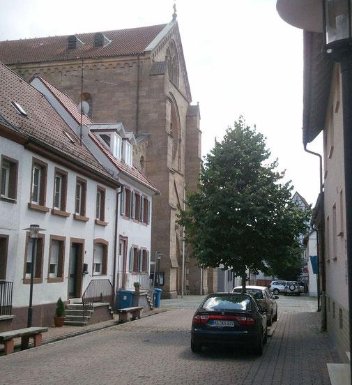 2013, Kirchstraße