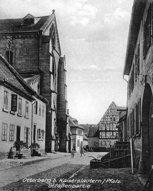 1950, Kirchstraße