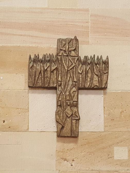 Das Otterberger Kreuz heute, Bild: H. Forsch