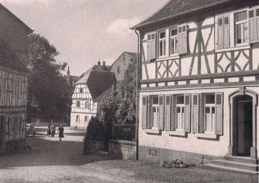 1955, Mühlstraße