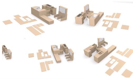 Duflex Kit Construction Step 7 Image 2
