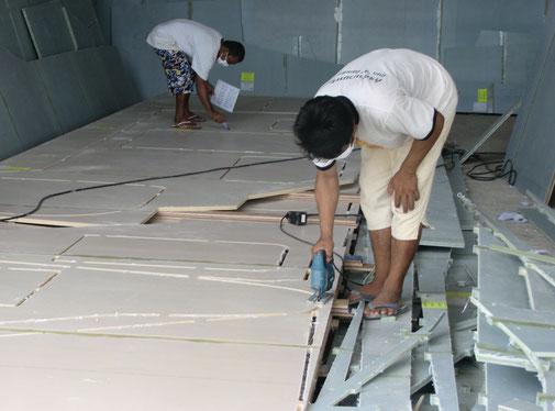 Duflex kit Construction Step 5 Image-01