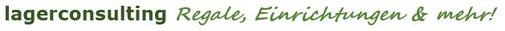 lagerconsulting online shop einkaufen Regale Lagertechnik Lagerregale Büroregal