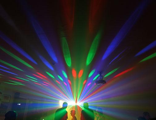 Bild: ©Rita Helmholtz, Partylichter