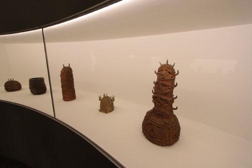 澤田真一:ヨーロッパの「アールブリュット展」でジオーニに見出された澤田真一作品。