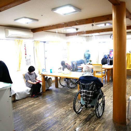 石川さんの職場の風景