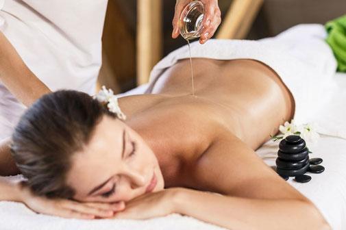 Ingrid Tretnjak, Klassische Massage