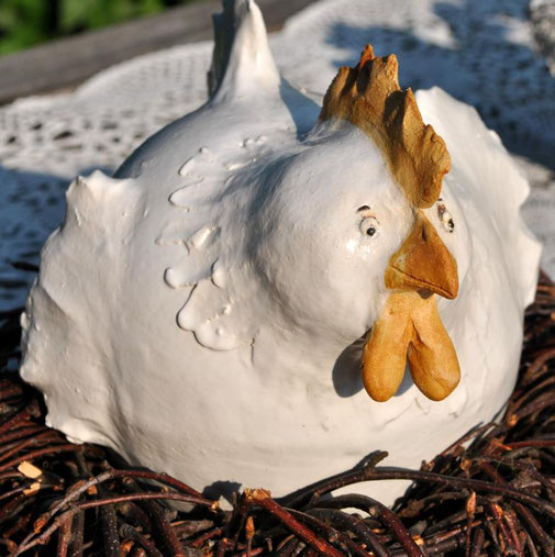 Keramik-Tiere