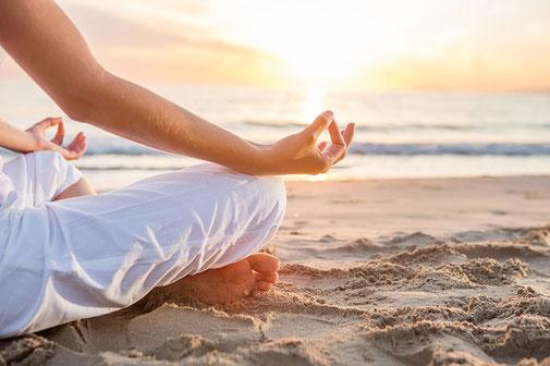 Meditation und Entspannung bei Hatha Yoga Wettingen