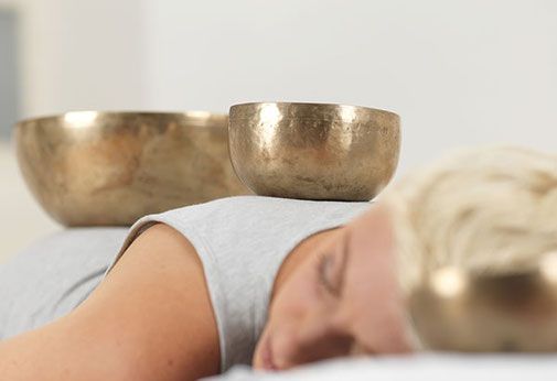Klangmassage nach Peter Hess bei Hatha Yoga in Wettingen / Baden