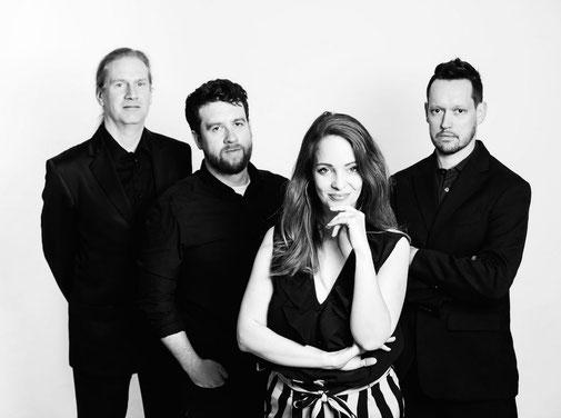 OverNight Band - Musik für Firmenevent, Galaveranstaltung, Hochzeitsabend