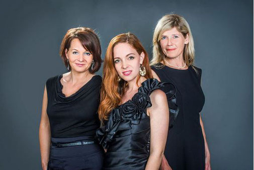 Swing, Soul & Latin mit der Band Ladies Unlimited