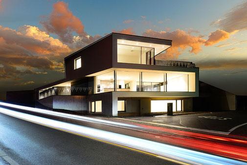 Immobilienfotografie by dg photo creator Richterswil Zürich