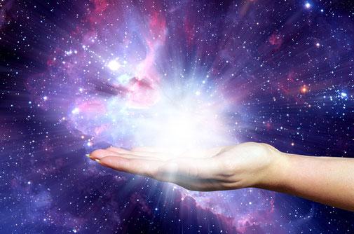 univers énergie verseau thérapeute énergétique débutant
