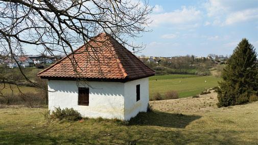 Das alte Bleichhaus bei Merklingen...