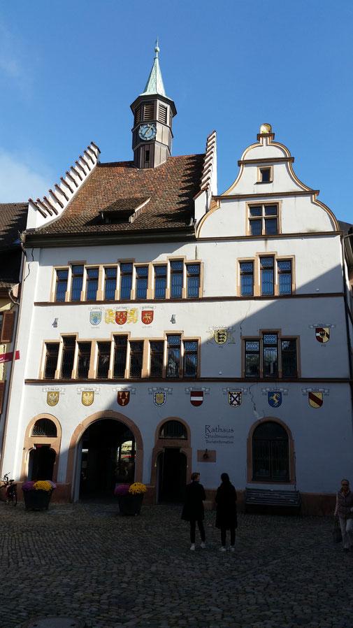 Staufen, Rathaus