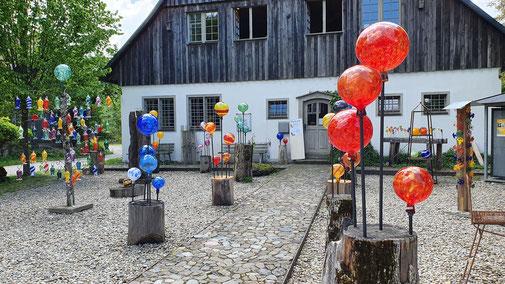 Glashütte Schmidsfelden, Museum