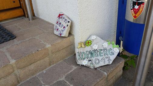 Das Kornberghaus hat leider geschlossen
