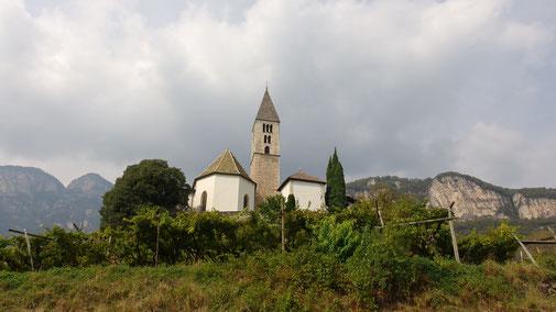 Kirche von Kurtatsch
