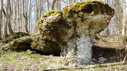 Der Kuttel-Apel-Stein