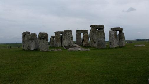 <früher durfte man noch durch die Stein laufen... Diese Zeiten sind jedoch vorbei...