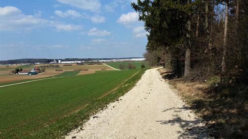 """Radweg """"Langes Tal"""""""