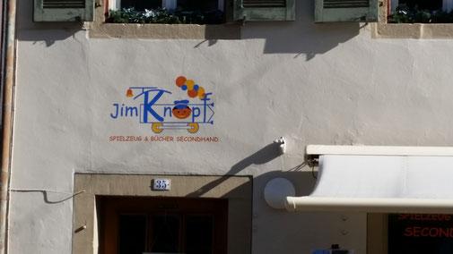 Ich dachte Jim Knopf wäre in der Augsburger Puppenkiste geboren....