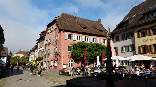 Staufen, Rathausplatz