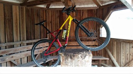Mein Bike hat ne kleine Pause verdient...