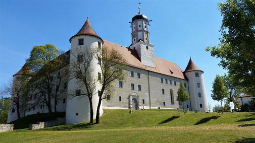 Schloss Höchstädt...