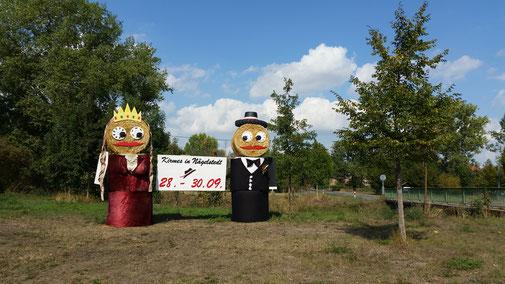 Hübsch - Einladung zur Kirmes in Nägelstedt