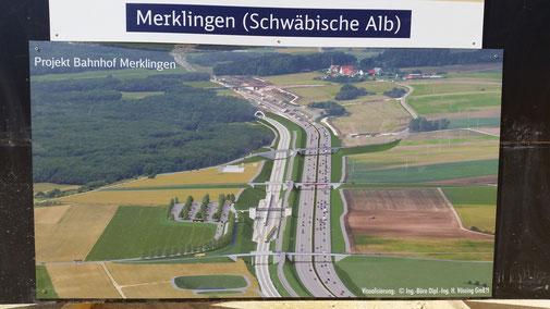 """""""Unser Bahnhof"""" - im Modell"""