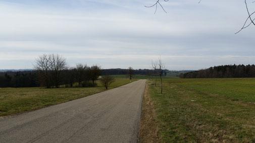 Kurz nach Stubersheim...