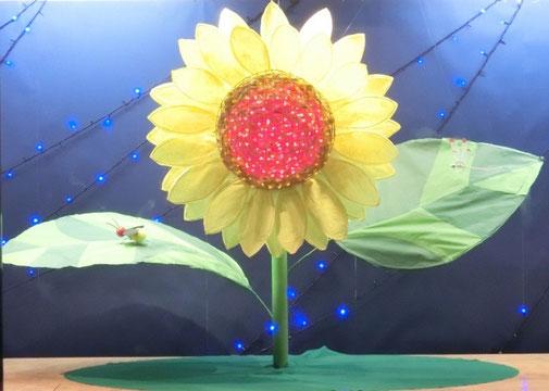 明日に向かって咲け sunflower