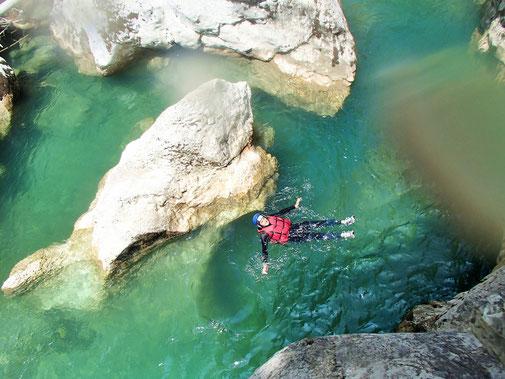 Randonnée Aquatique Cote d Azur