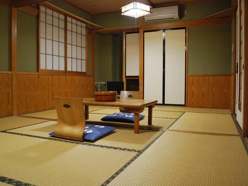 12畳の大和室