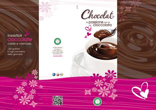 Menù esterno cioccolata