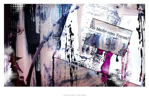 Deko Bild  »merzolio art« no. merzolio 028P