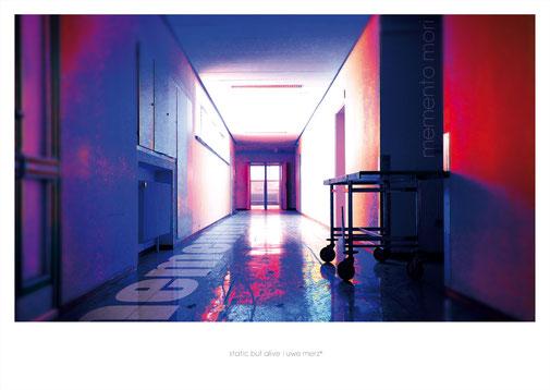 Deko Bild  »Static but alive« no. kh 008P