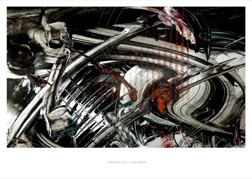 Deko Bild  »merzolio art« no. merzolio 005P