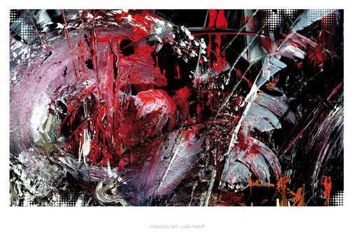 Deko Bild  »merzolio art« no. merzolio 037P