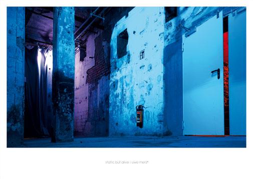 Deko Bild  »Static but alive« no. stba 033P
