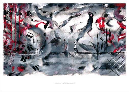 Deko Bild  »merzolio art« no. merzolio 014P
