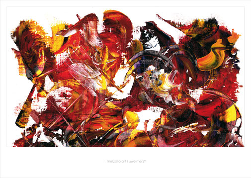 Deko Bild  »merzolio art« no. merzolio 012P