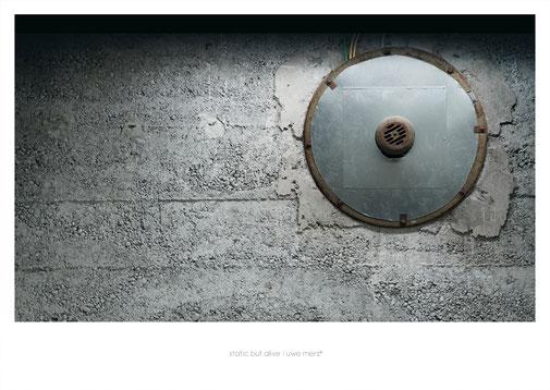 Deko Bild  »Static but alive« no. stba 005P