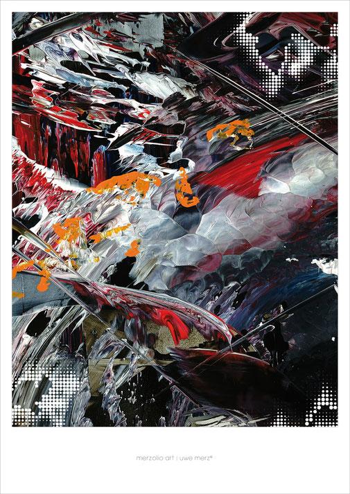 Deko Bild  »merzolio art« no. merzolio 031hP