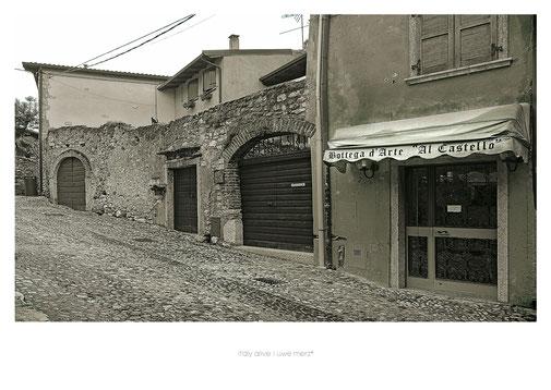 Deko Bild  »Italy alive« in Sepia Optik no. italy 030P