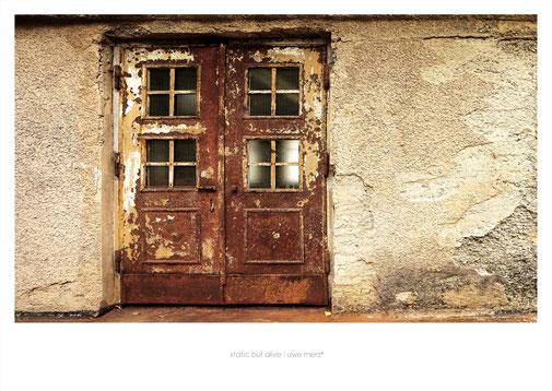 Deko Bild  »Static but alive« no. stba 039P